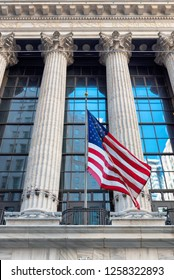 NEW YORK CITY - JUNE 25: The New York Stock Exchange on June 25, 2018 in New York, NY. It is the largest stock exchange in the world by market capitalization.