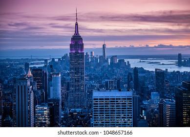 New York City - landscape