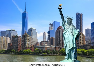 New York City - Manhattan - Statue of Liberty