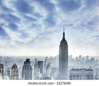 New York city - Manhattan - USA - Empire State building