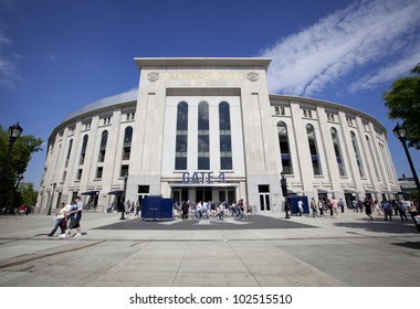 NEW YORK CITY - MAY 13: The Yankees are at home playing against the Seattle Mariners on Mothers Day, May 13, 2012 at Yankee Stadium, New York City.