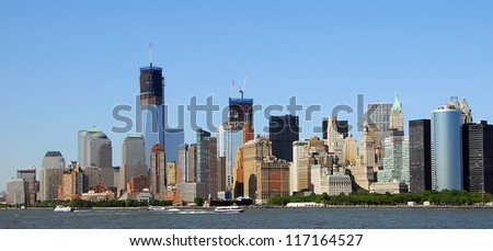 New York City May 18 2012 Stock Photo Edit Now 117164527