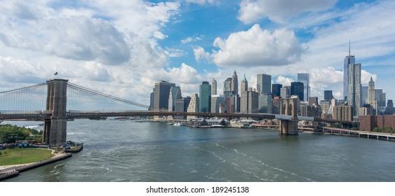 New York City panoramic