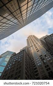 New York City Skycrapers,