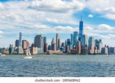 New York City Skyline Manhattan