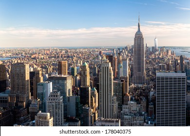 New York City Skyline - NYC - NY - USA