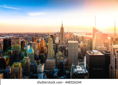 New York City Skyline - NYC
