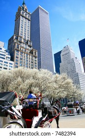 New York City in Spring