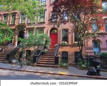New York City Stoop