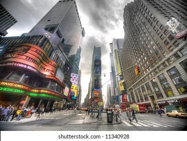 New york city - times square, Manhattan