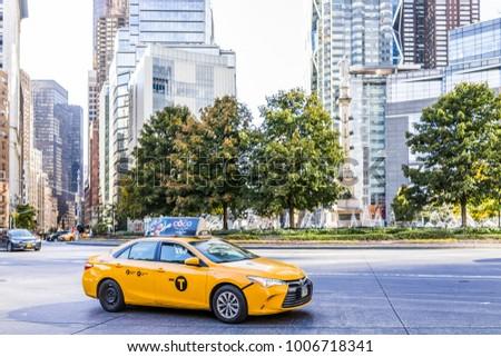 2881e1cd7739 New York City USA October 28 Stock Photo (Edit Now) 1006718341 ...