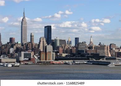 New York City's Midtown Manhattan Skyline