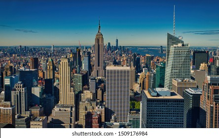 New York Cityscape, New York