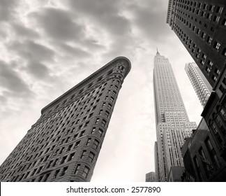 New York - collage
