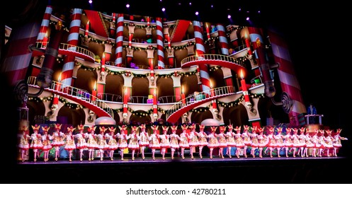 Radio City Music Hall Images, Stock Photos & Vectors