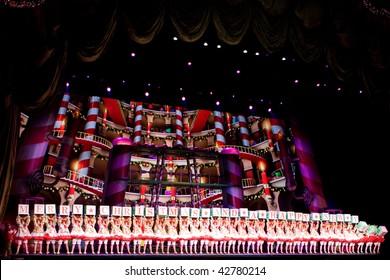 Radio City Music Hall Images, Stock Photos & Vectors