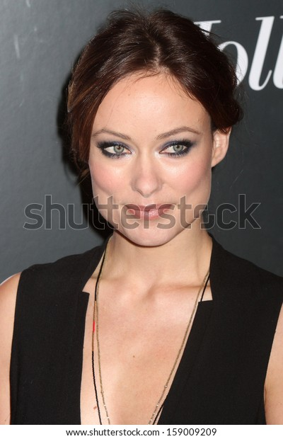 "NEW YORK - Dec 11: Olivia Wilde attends the premiere of ""Django Unchained"" at the Ziegfeld Theatre on December 11, 2012 in New York City."