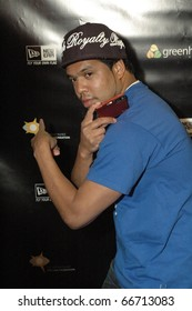 NEW YORK - DECEMBER 1 - Celebrity photographer Johnny Nunez  poses at the New Era launch party for Johnny Nunez Limited Edition 59FIFTY CAP at the New Era Flagship store in New York on December 1, 2010.