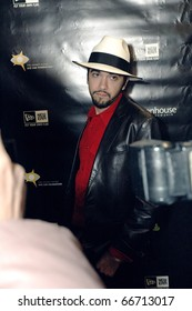 NEW YORK - DECEMBER 1 - DJ Cassidy arrives at the New Era launch party for Johnny Nunez Limited Edition 59FIFTY CAP at the New Era Flagship store in New York on December 1, 2010.