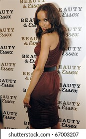 NEW YORK - DECEMBER 10: Model, Selita Ebanks attends the opening of Beauty & Essex, new downtown restaurant from Rich Wolf, Peter Kane, and Chris Santos on December 10, 2010 in New York City.