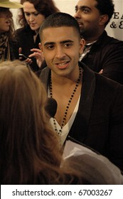 NEW YORK - DECEMBER 10: Music artist, Jay Sean attends the opening of  Beauty & Essex, new downtown restaurant from Rich Wolf, Peter Kane, and Chris Santos on December 10, 2010 in New York City.