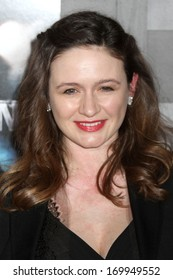 """NEW YORK - FEB 17: Emily Mortimer attends the premiere of """"Shutter Island"""" at the Ziegfeld Theater on February 17, 2010 in New York City."""