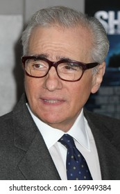 """NEW YORK - FEB 17: Martin Scorsese attends the premiere of """"Shutter Island"""" at the Ziegfeld Theater on February 17, 2010 in New York City."""