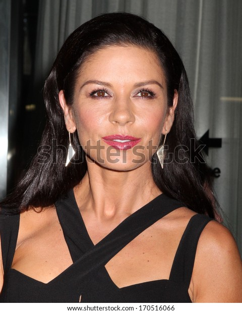 """NEW YORK - JULY 16: Catherine Zeta Jones attends a screening of """"Red 2"""" at the Museum of Modern Art on July 16, 2013 in New York City."""