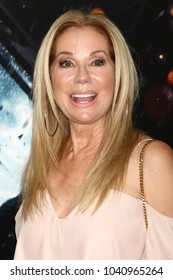 """NEW YORK - July 18, 2017: Kathie Lee Gifford attends the premiere of """"Dunkirk"""" at AMC Loews Lincoln Square on July 18, 2017, in New York City."""