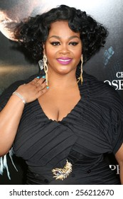 """NEW YORK - JULY 21, 2014: Jill Scott attends the premiere of """"Get On Up"""" at the Apollo Theater on July 21, 2014 in New York City."""
