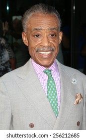 "NEW YORK - JULY 21, 2014: Al Sharpton attends the premiere of ""Get On Up"" at the Apollo Theater on July 21, 2014 in New York City."