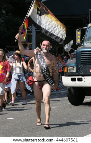 Gay New York Bear