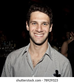 NEW YORK - JUNE 08: Actor Justin Bartha attends the 2011 Urban Arts Partnership Prom Party at The Edison Ballroom on June 8, 2011 in New York City