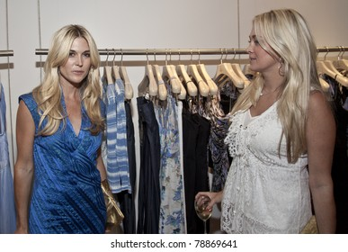 2645a4ba55d NEW YORK - JUNE 08  Tinsley Mortimer and Dabney Mercer attend the 5 year  anniversary