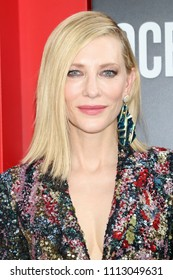 """NEW YORK - JUNE 5, 2018:  Cate Blanchett attends the premiere """"Ocean's 8"""" at Alice Tully Hall on June 5, 2018, in New York City."""