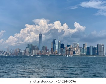 New York, Manhattan, City Scape