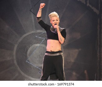 Alecia beth moore images stock photos vectors shutterstock new york march 22 alecia moore aka as pink performs at madison square garden voltagebd Image collections