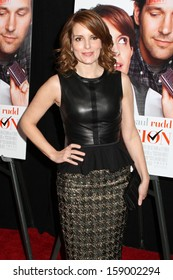 """NEW YORK - MARCH 5: Tina Fey attends the premiere of """"Admission"""" at AMC Lincoln Square on March 5, 2013 in New York City."""