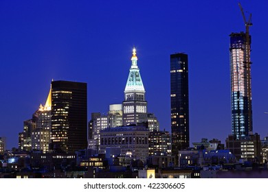 New York: Metropolitan Life Tower
