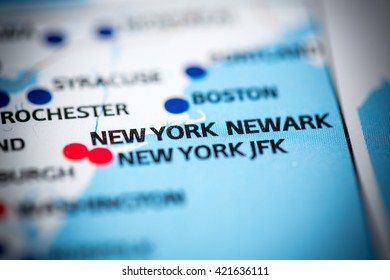 New York Newark. USA
