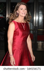 NEW YORK - NOV 11: Melinda Gates attends the Glamour Woman of the Year Awards at the Carnegie Hall on November 11, 2013 in New York.