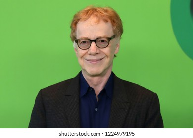 "NEW YORK - NOV 3, 2018:  Danny Elfman attends the premiere of ""The Grinch"" at the Alice Tully Hall on November 3, 2018 in New York City."