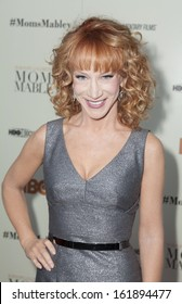 NEW YORK - NOVEMBER 7: Kathy Griffin attends HBO 'Whoopi Goldberg presents Moms Mabley'  premiere at Apollo Theater on November 7, 2013 in New York City