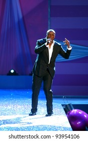 NEW YORK - NOVEMBER 9: Singer Seal performs on the runway during the 2010 Victoria's Secret Fashion Show on November 9, 2005 at the Lexington Armory in New York City.