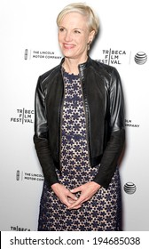 NEW YORK, NY - APRIL 18: Activist Cecile Richards attends the 'All About Ann: Governor Richards of the Lone Star State' screening during the 2014 Tribeca Film Festival at SVA Theater