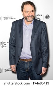 NEW YORK, NY - APRIL 18: Director Phillip Schopper attends the 'All About Ann: Governor Richards Of the Lone Star State' Premiere during the 2014 Tribeca Film Festival at the SVA Theater