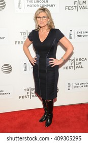 NEW YORK, NY - APRIL 20: Journalist Ashleigh Banfield attends the 2016 Tribeca Film Festival- 'A Hologram For The King' premiere -at BMCC Tribeca Performing Arts Center on April 20, 2016 in NYC.