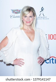 New York, NY - April 23, 2019: Gretchen Carlson attends the TIME 100 Gala 2019 at Jazz at Lincoln Center
