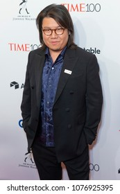 New York, NY - April 24, 2018: Kevin Kwan attends 2018 Time 100 Gala at Jazz at Lincoln Center