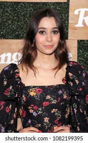 "NEW YORK, NY - APRIL 25: Cristin Milioti attends the Rolling Stone celebrate ""The New Classics"" – presented by the all new Jeep Wrangler at Highline Stages on April 25, 2018 in New York City."